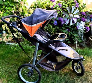 Eddie Bauer Trail Guide Jogger Travel System for Sale in Mount Vernon, WA