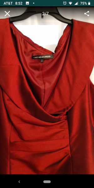 Red dress 10 for Sale in Goodyear, AZ