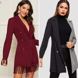 2 lightweight Blazer Dresses $43 original price for Sale in New York, NY