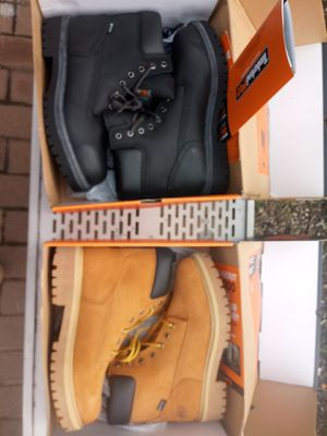 Timberland pro steel toe boots size 11 W/L for Sale in Philadelphia, PA