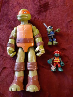 TMNT Figures for Sale in Kalamazoo, MI