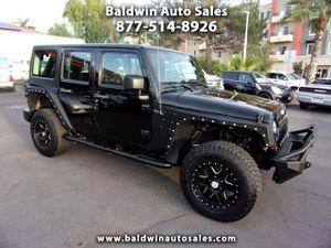 2013 Jeep Wrangler Unlimited for Sale in Escondido, CA