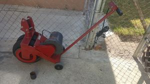Power Caster Trailer Mover Model PC-3 ($1250 No Less) for Sale in Bell Gardens, CA