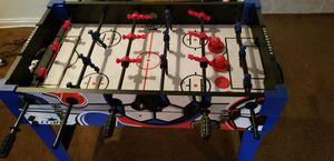 Kids foosball & hockey table 25.00 obo for Sale in Inglewood, CA