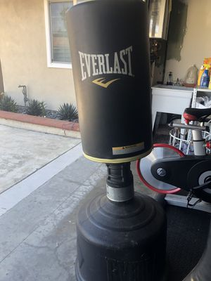 Punching bag for Sale in Huntington Beach, CA