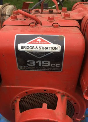 Generator for 4,200 watts for Sale in Vancouver, WA
