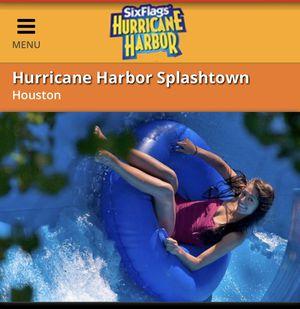 Splashtown Tickets available for Sale in Houston, TX