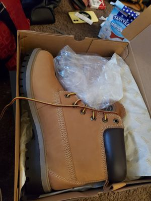 Work boots brand new for Sale in Fresno, CA