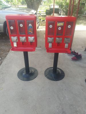 Candy machines for Sale in San Benito, TX