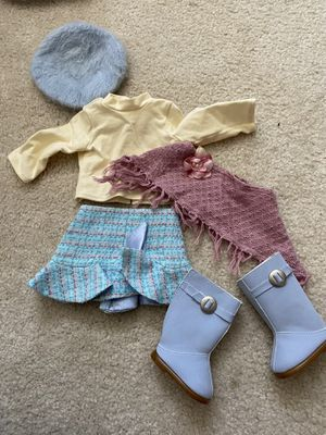 American girl clothes lot! 5 outfits! for Sale in Ladera Ranch, CA