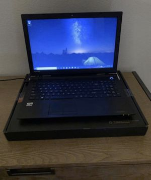 "Toshiba - Satellite 15.6"" Laptop - AMD A10-Series - 4GB Memory - 1TB Hard Drive - Black for Sale in El Cajon, CA"