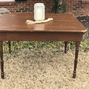 Rustic/Farmhouse Table for Sale in Lawrenceville, GA