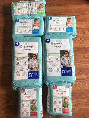 Diapers for Sale in Seattle, WA