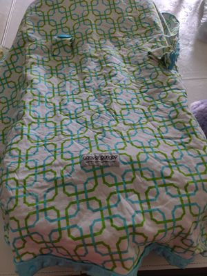 Infant car seat cover for Sale in Dallas, TX