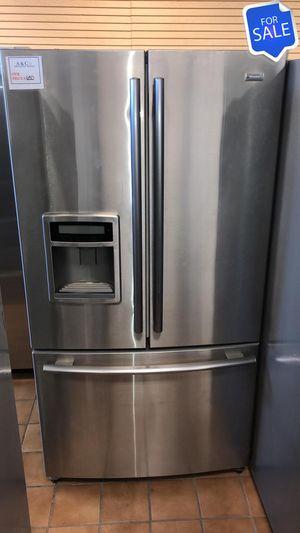 BIG BARGAINS!! French Door 3-Door Kenmore Refrigerator Fridge Free Delivery #1533 for Sale in Glen Burnie, MD