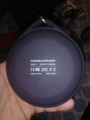 Waterproof Bluetooth speaker for Sale in Monroe, LA