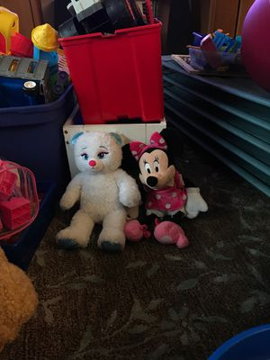 Stuffed animals for Sale in Lake Forest Park, WA