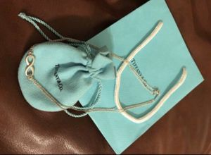 Tiffany's infinity necklace for Sale in Aurora, CO