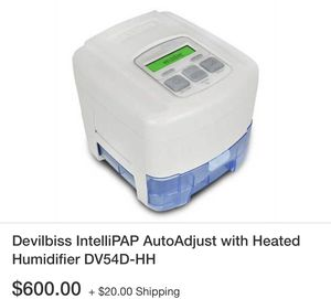 CPAP machine for Sale in Arlington, TX
