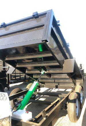 5x10x2 DUMP TRAILER for Sale in Colton, CA
