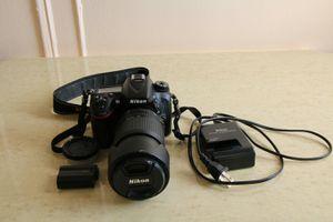 Nikon D7100 Digital camera, Nikon 18-105 mm lens. for Sale for sale  Brooklyn, NY
