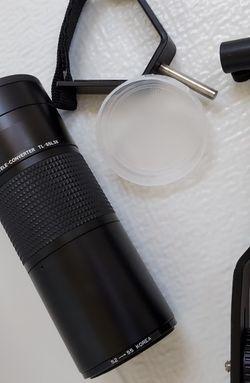 Canon TL-55L 3x teleconvertor lens for Sale in Tustin,  CA