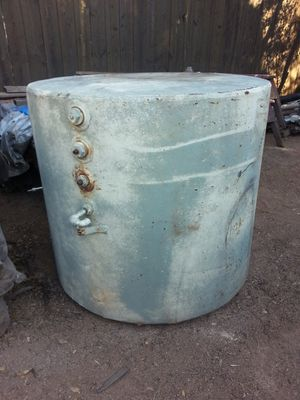 Metal fuel oil tank for Sale in Payson, AZ