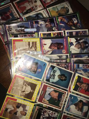 Baseball cards for Sale in Gurnee, IL