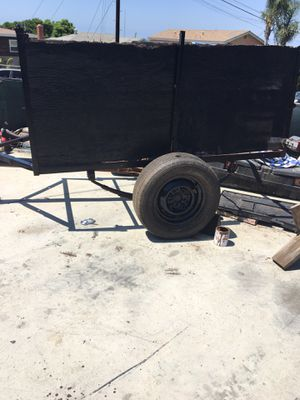 Trailer utility 7 feet long for Sale in San Diego, CA