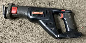 *** Craftsman c3 19.2v Sawzall (tool only) *** for Sale in Fremont, CA