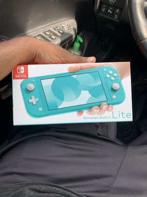 nintendo switch lite for Sale in Arlington Heights, IL