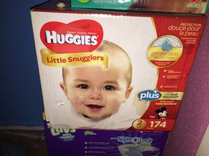 Buggies pampers for Sale in Houston, TX