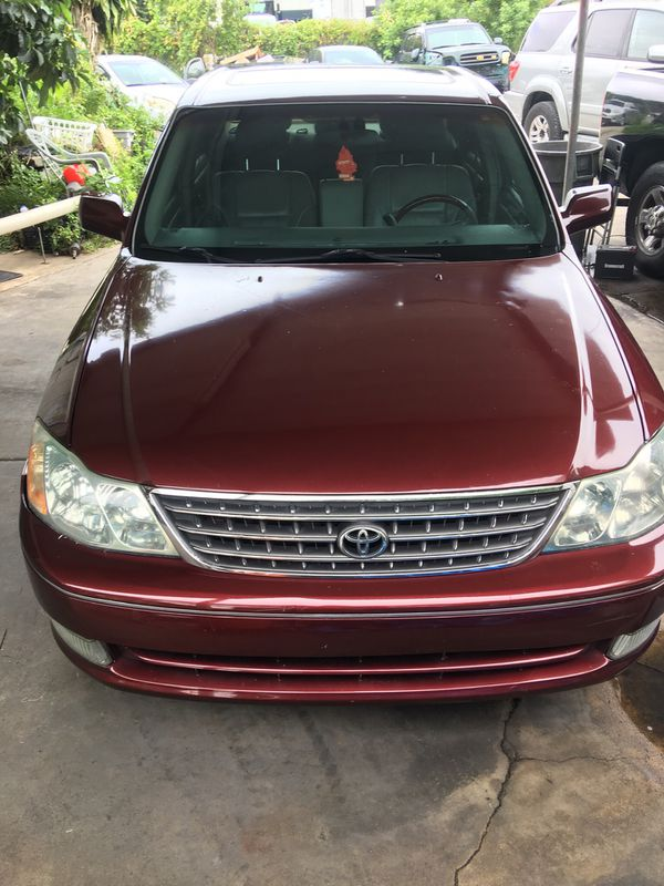 2003 Toyota Avalon $400 Down runs and drives great ice cold a/c