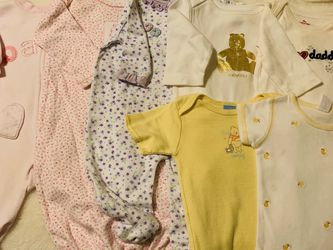 Size 0-3 Months Baby Girl Clothing Bundle for Sale in Lathrop,  CA
