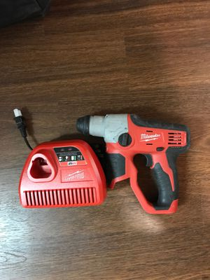 Milwaukee drill m12 rotatory hammer for Sale in Elmwood Park, IL