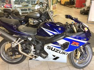 2005 Suzuki GSXR750 motorcycle, only 17011 miles for Sale in Rockville, MD