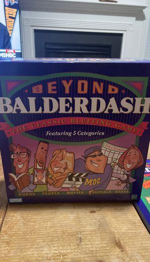 Beyond Balderdash board game for Sale in Ellicott City, MD