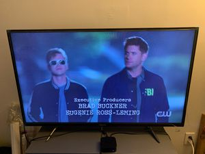 """Toahiba 50"""" 4K TV very good condition for Sale in Queens, NY"""