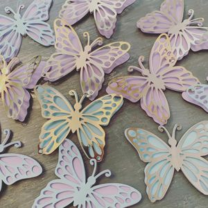 Paper Butterfly Crafts bridal/nursery for Sale in Plantation, FL