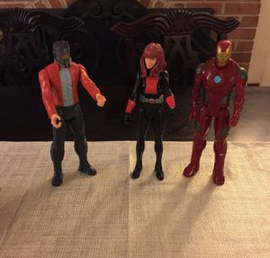 Super heroes figures for Sale in Manassas, VA