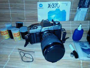 Minolta x-370 for Sale in Eugene, OR