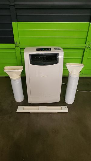COMFORT AIRE Model-PE121A Air Conditioner, Dehumidifier, Heater,Fan (Double Intake) WITH REMOTE (WORKS GREAT!) for Sale in Kirkland, WA
