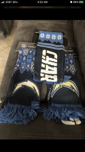 Chargers Scarfs for Sale in Bakersfield, CA