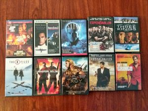 Lot of 10 DVDs in excellent condition for Sale in Port St. Lucie, FL