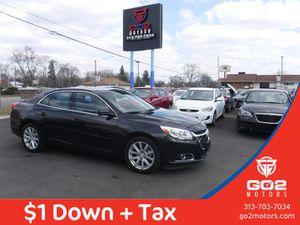2015 Chevrolet Malibu for Sale in Redford Charter Township, MI