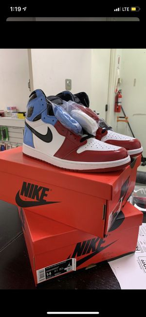 Fearless 1s UNC to CHI size 11 for Sale in Garden Grove, CA