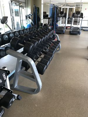 Dumbbells and Weight Racks for Sale in Orlando, FL
