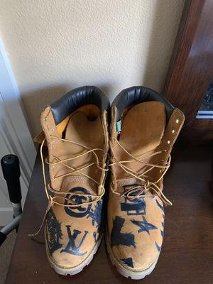Timberland boots size 10.5 for Sale in Lake Mary, FL