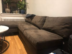 CB2 Sectional Couch for Sale in New York, NY