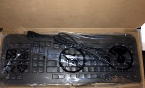 Dell USB Universal computer keyboard model KB2521 NEW Open Box Tested for Sale in Ojai, CA